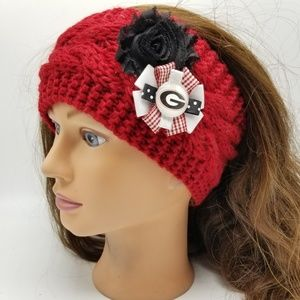 University of Georgia Headband Bulldogs NCAA SEC